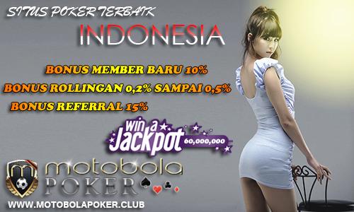 Bermain Poker Online Indonesia dan Selalu Menang